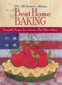 The Old Farmer s Almanac Best Home Baking