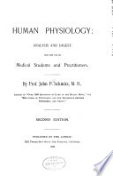 Human Physiology Analysis And Digest PDF