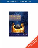 A First Course in Differential Equations with Modeling Applications  Dennis G  Zill