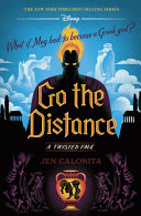 Go the Distance banner backdrop