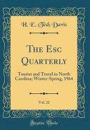 The Esc Quarterly Vol 22