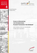 Guide To Enhancing The International Student Experience For Germany
