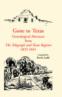 Gone to Texas Book
