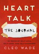 Heart Talk Workbook