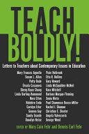 Teach Boldly