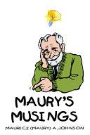 Maury s Musings