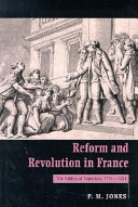 Reform and Revolution in France