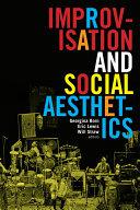 Improvisation and Social Aesthetics Pdf