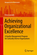 Achieving Organizational Excellence