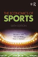 Pdf The Economics of Sports Telecharger