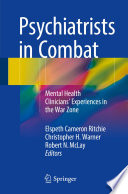 Psychiatrists in Combat
