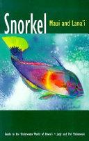 Snorkel Maui and Lana i