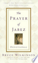 Prayer of Jabez Devotional