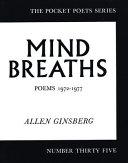 Mind Breaths  Poems 1972 1977