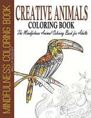 Creative Animals Coloring Book