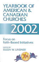 Yearbook Of American And Canadian Churches 2002