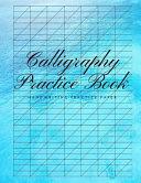Calligraphy Practice Book Handwriting Practice Paper