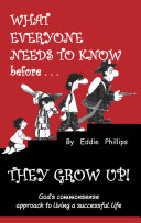 Pdf What Everyone Needs to Know Before They Grow Up!