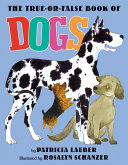 The True or False Book of Dogs