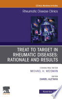 Treat to Target in Rheumatic Diseases: Rationale and Results E-Book