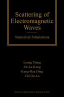 Scattering of Electromagnetic Waves, Numerical Simulations
