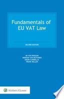 DownloadFundamentals of EU VAT LawFull Book