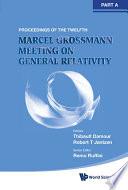 The Twelfth Marcel Grossmann Meeting