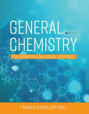 General Chemistry for Engineers and Biological Scientists  First Edition