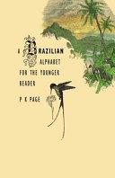 A Brazilian Alphabet for the Younger Reader ebook