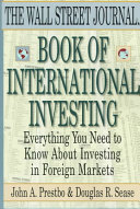 The Wall Street Journal Book of International Investing
