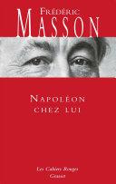 Pdf Napoléon chez lui Telecharger
