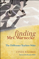 Finding Mrs. Warnecke Pdf/ePub eBook