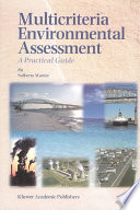 Multicriteria Environmental Assessment Book