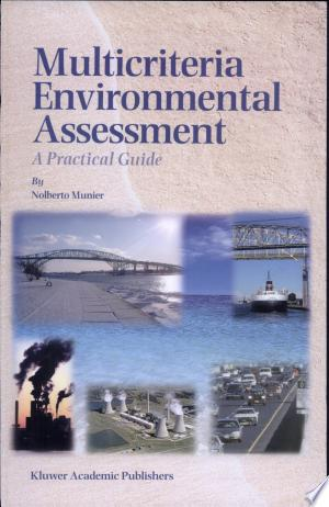 Download Multicriteria Environmental Assessment online Books - godinez books
