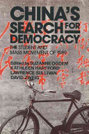 China s Search for Democracy