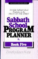 Sabbath School Program Planner Pdf/ePub eBook