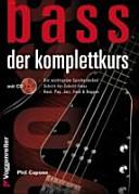 Bass - der Komplettkurs