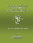 Alligators, Buffaloes, and Bushmasters: the History of the Development of the LVT Through World War II