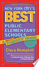 New York City s Best Public Elementary Schools