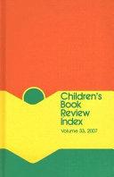 Children s Book Review Index