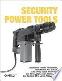 Security Power Tools Book