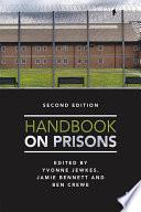 Handbook On Prisons