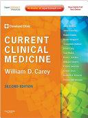 Current Clinical Medicine E Book