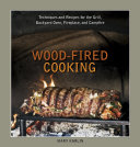Wood-Fired Cooking Book