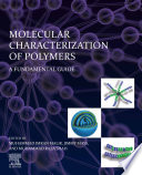 Molecular Characterization Of Polymers Book PDF