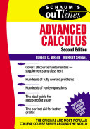Schaum's Outline of Advanced Calculus, Second Edition