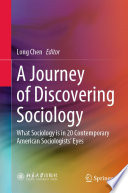 A Journey of Discovering Sociology