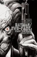 Batman/Two-Face: Face the Face Deluxe Edition