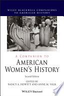 A Companion to American Women s History