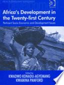 Africa S Development In The Twenty First Century